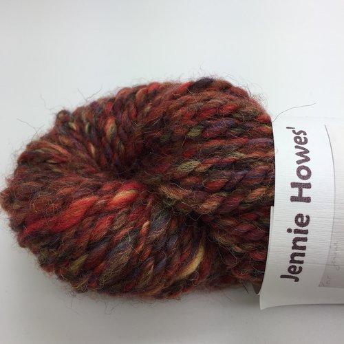Shetland Blue Socks: - Content: 75% Shetland wool, 25% BambooApprox length: 78mApprox weight: 95g
