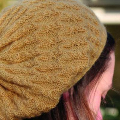 Barley Sugar Hat