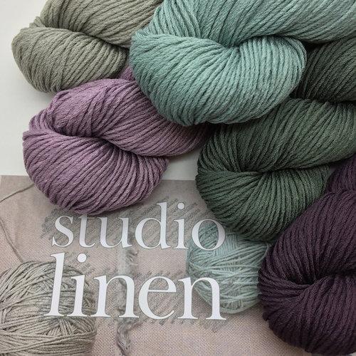 89a070094 Erika Knight Studio Linen — Fine Fettle Fibres