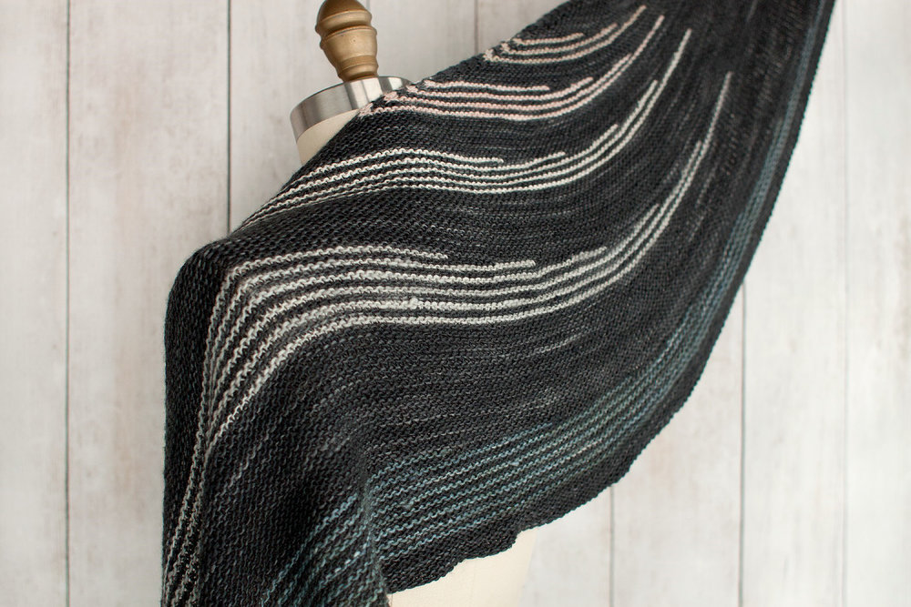 Incremento Shawl
