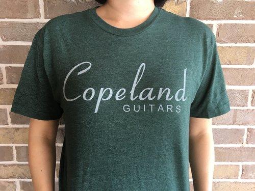 717ac44268 Unisex Heather Green T-Shirt — Copeland Guitars