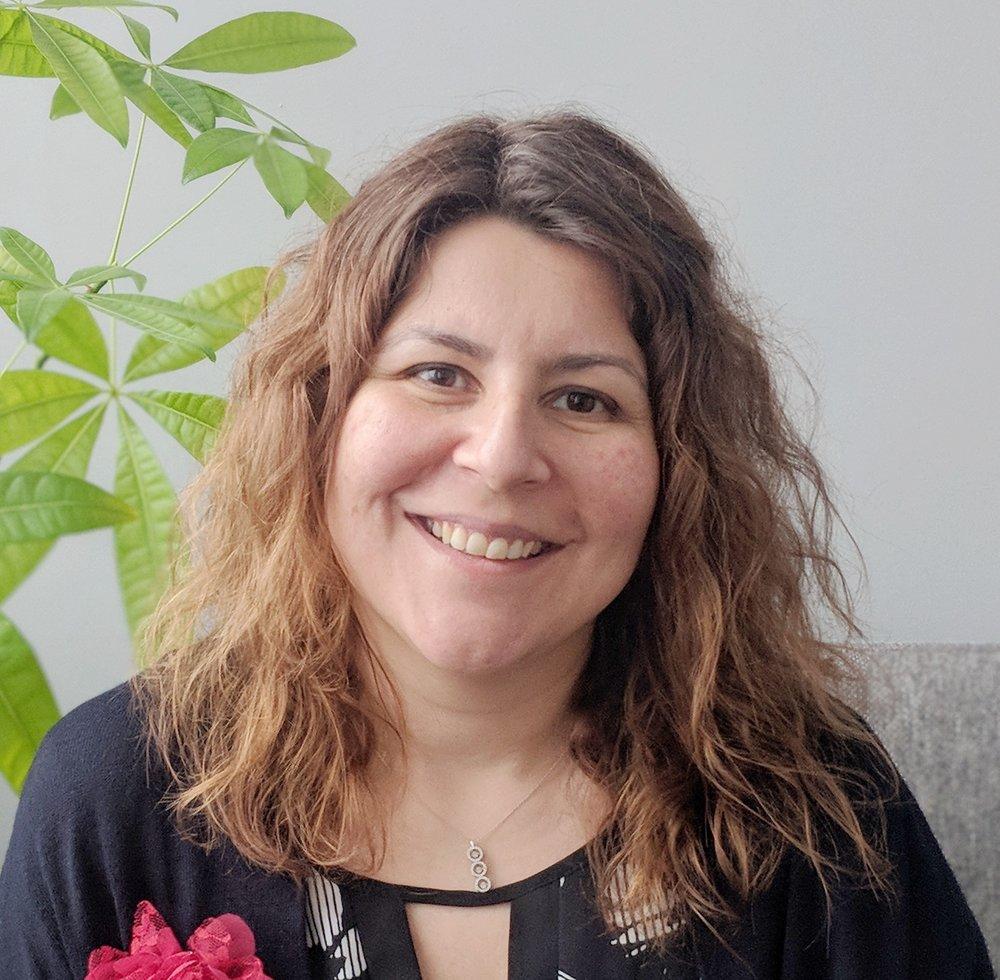 Gulin Aydin, MSW, RSW,  Therapist