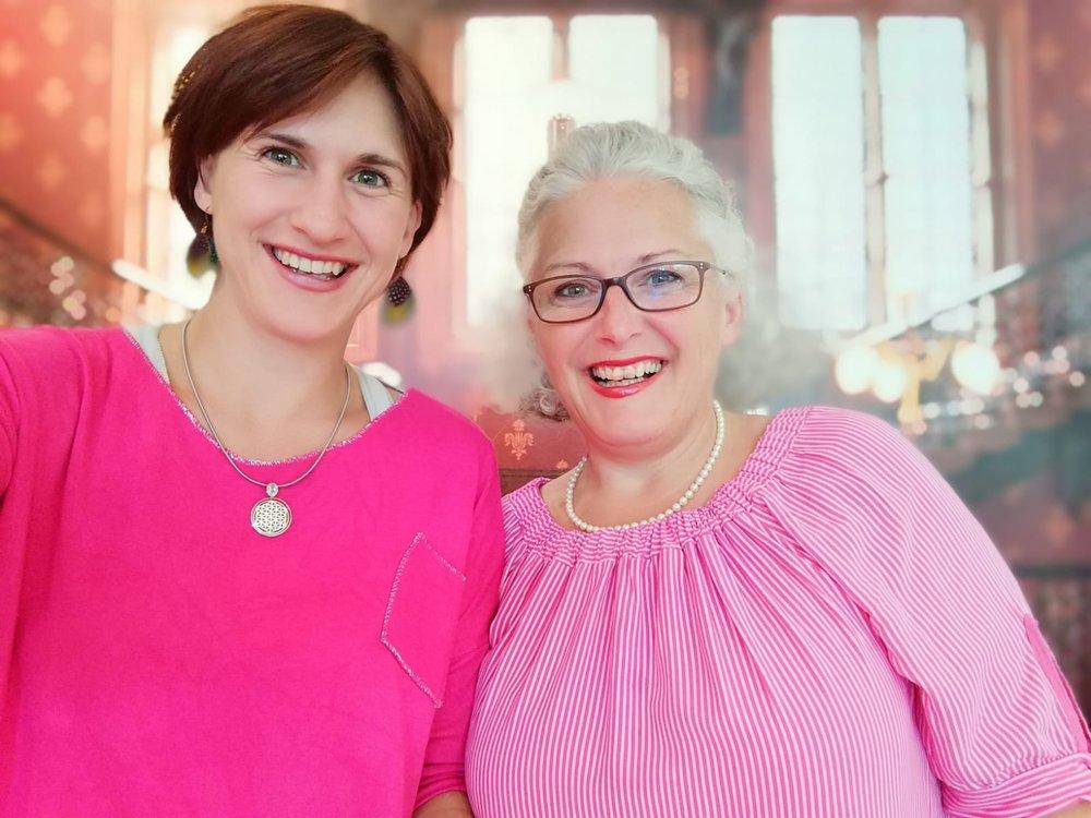 Claudia Vorhemus & Marion Feuchter