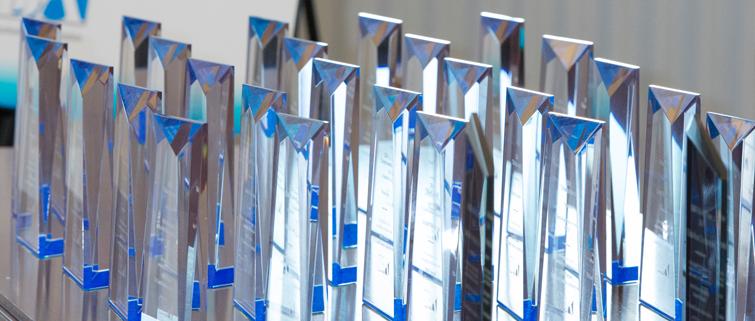 Tibbetts Award Trophies (SBIR.gov)