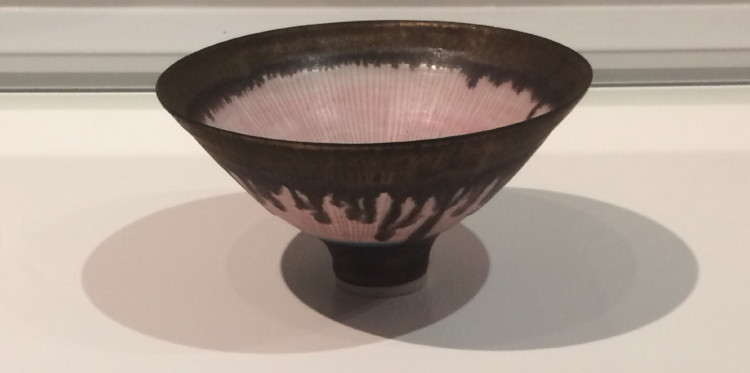 Porcelain Bowl by Lucie Rie 1977
