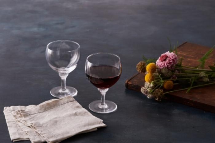 Burgunder Glass