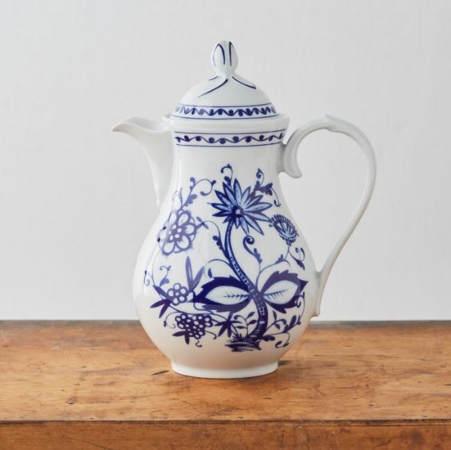 Onion Pattern Coffee Pot