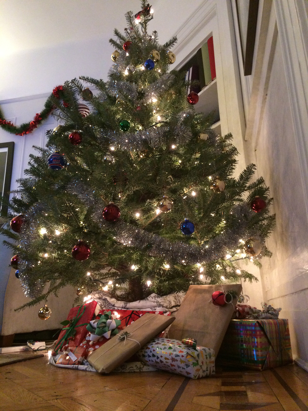 Copy of Copy of First Christmas Tree
