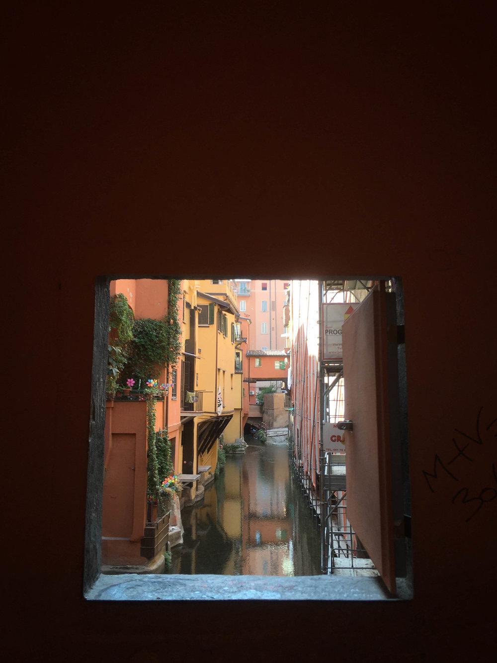 Bologna's Little Venice