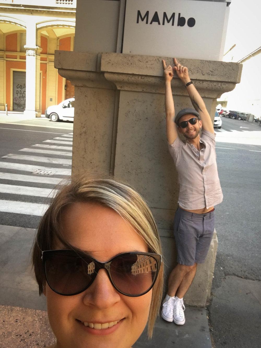 Modern Art, Italy-style
