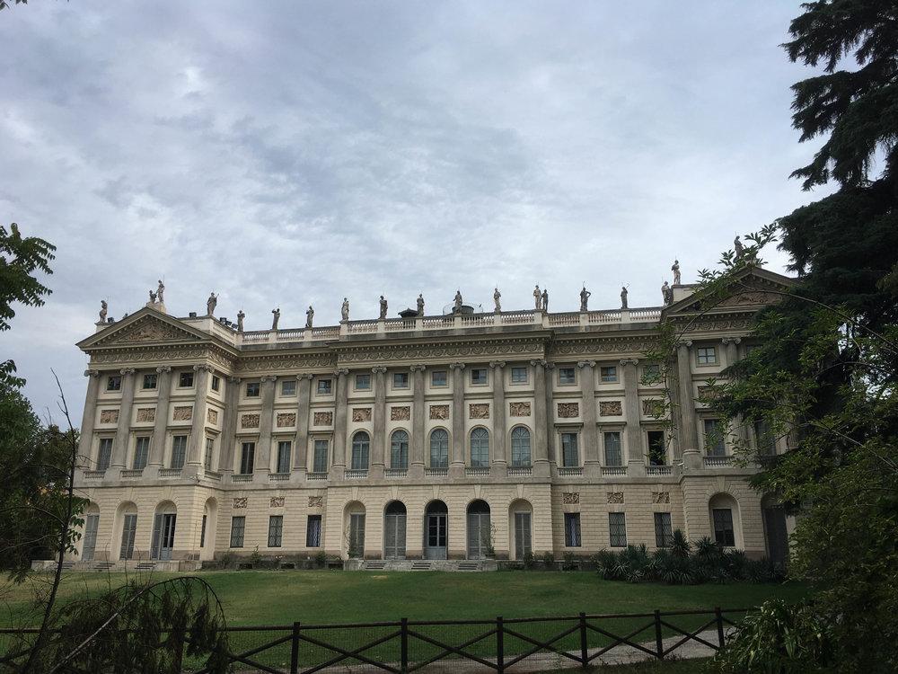 Napoleon slept here, now it has Picassos