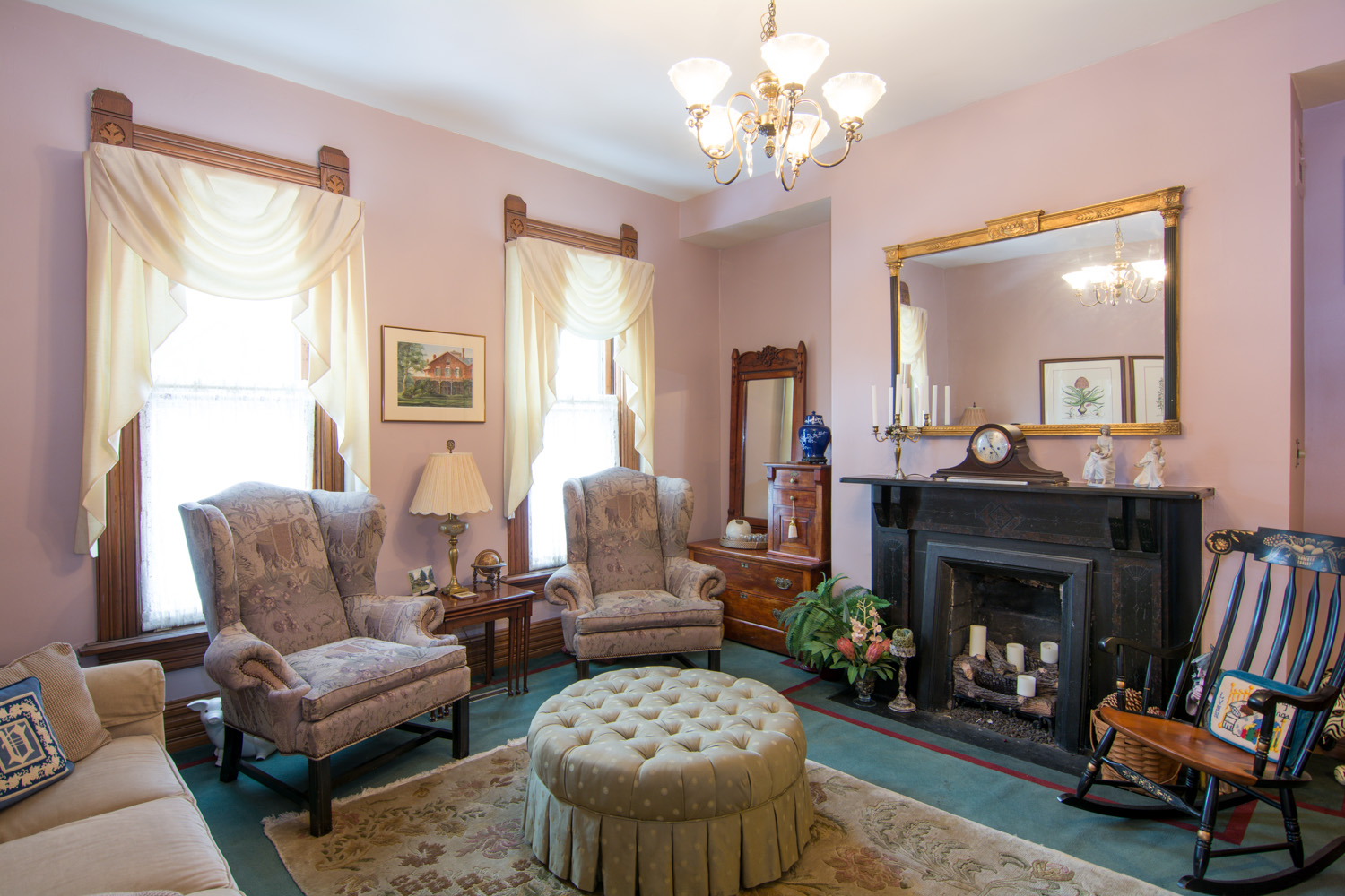 Harrison House Bed and Breakfast Columbus Ohio Home. Harrison House Bed and Breakfast