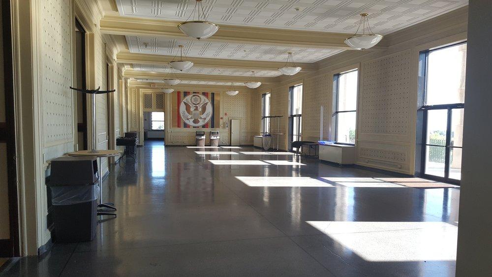 Sapphire East Hall