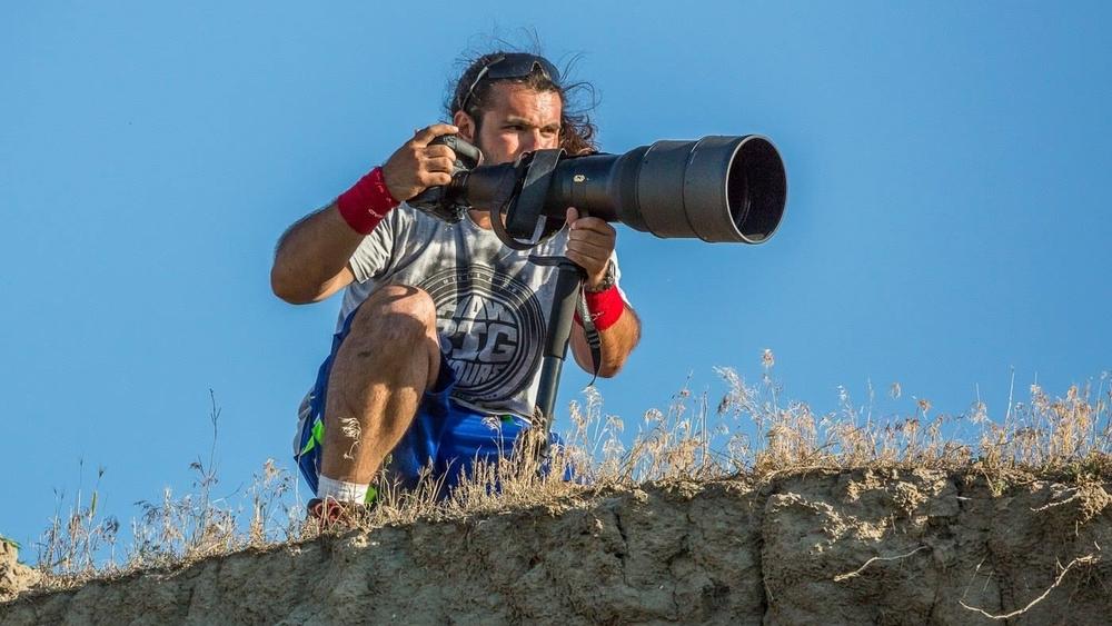 Dragoș Stoica - fotograf de natură și natură sălbatică
