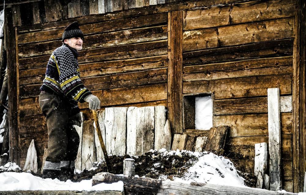 Bătrânețe - Ionuț Olari ©