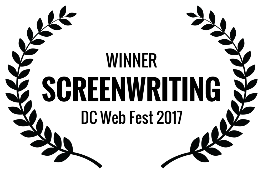 WINNER - SCREENWRITING - DC Web Fest 2017.png