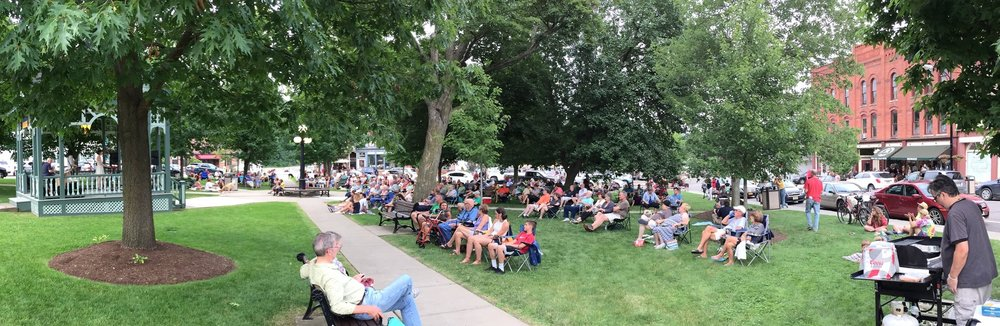 Hammondsport-Music-In-The-Park
