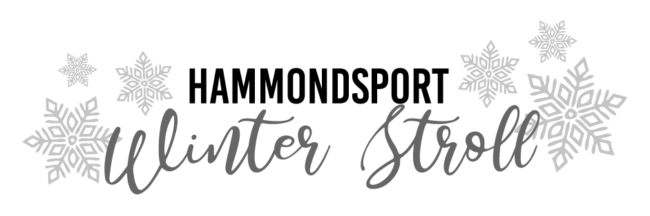 The Hammondsport Winter Stroll returns on Saturday, February 23rd from 5pm - 8pm. Tickets are limited and a sellout is expected —   click here to buy tickets online!