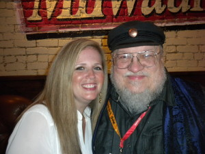 George R.R. Martin and Me