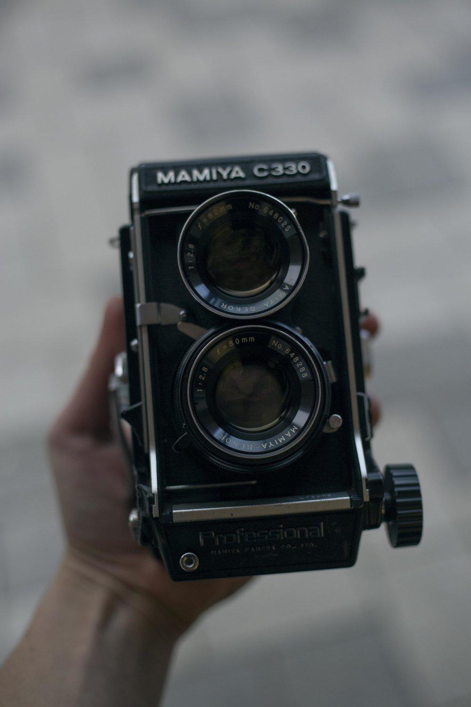 Mamiya c330