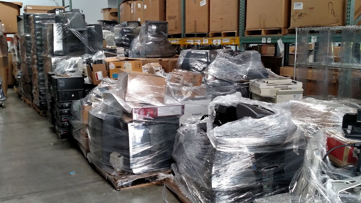 Electronics Recycling-MD, VA & DC