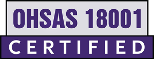 e-End is OHSAS 18001 certified company for Occupational Health and Safety Assessment Series