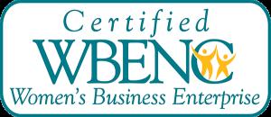 Women's Business Enterprise National Council (WBENC) Certification
