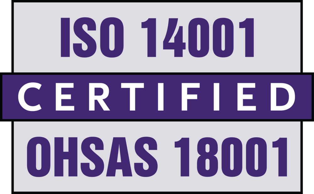 e-End is Certified by ISO 14001 and OHSAS 18001