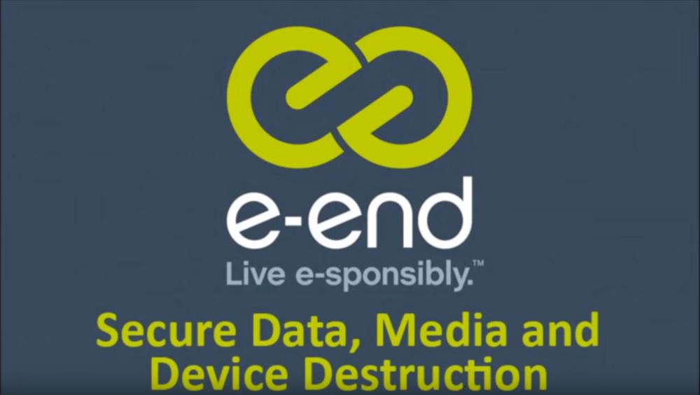 Onsite Data Destruction Services | Hard Drive Shredding | Degaussing