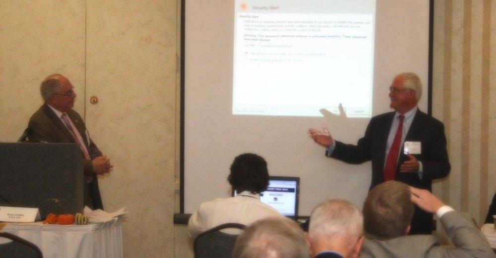 Steve Chafitz president e-End in SmartProc