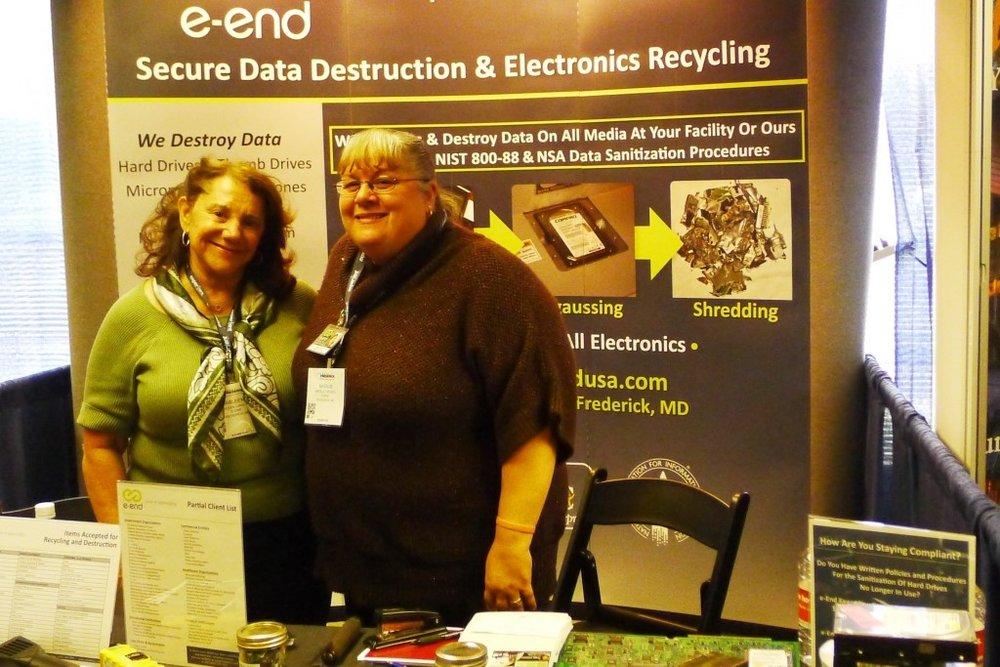 e-End at Frederick Expo