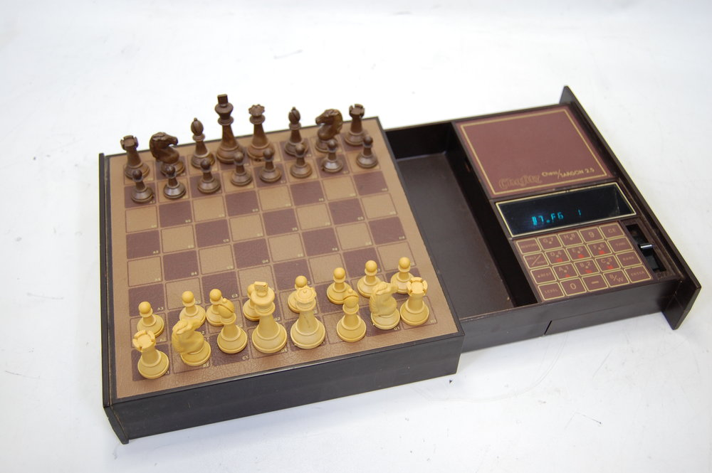 About 30 years ago, Arleen and Steven Chafitz of New Midway met chess Grandmaster Bobby Fischer in Los Angeles to discuss an endorsement of their new invention an advanced electronic chess computer game called Boris.