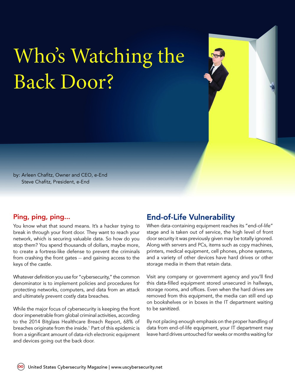 End-of-life vulnerability is a door left wide open! - Click below to download the article and learn about the solution.