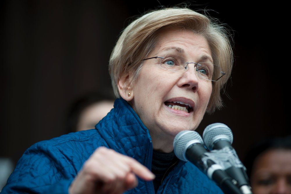 Senators get tougher on data breaches - Senator Elizabeth Warren (D-MA)
