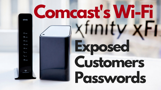 Industry and Security News Comcast customers wireless