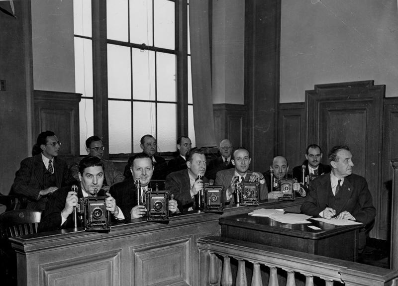 1943 Court Cameras