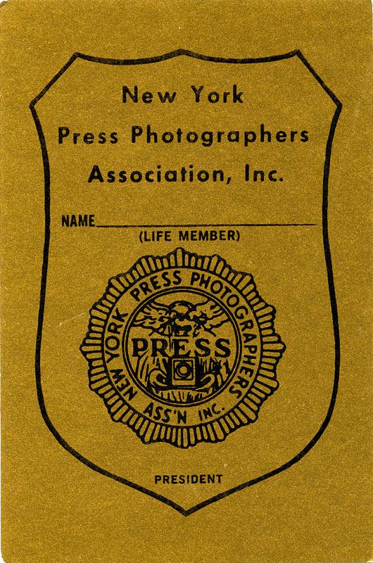 Life Membership Card