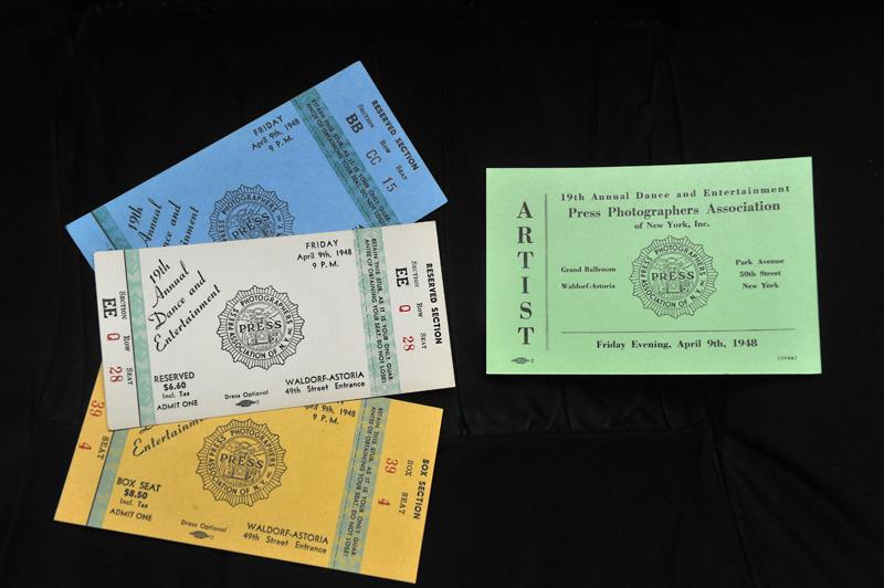 1948 Tickets