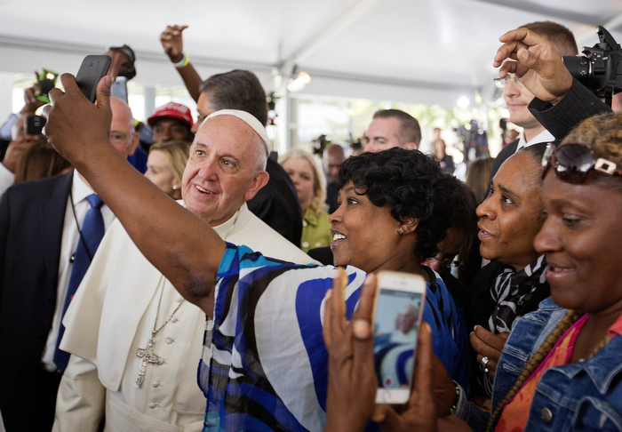 Pope Francis Visits The US