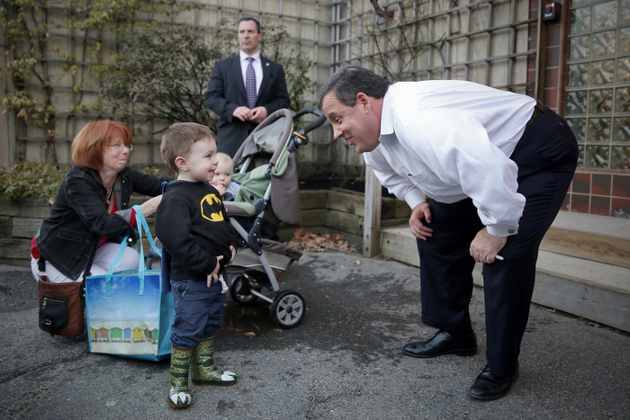 I want you to be my President - 