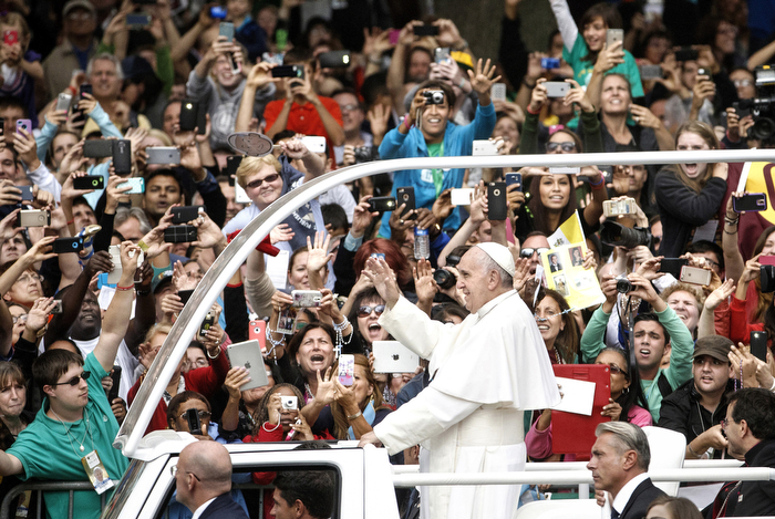 Pope Francis In Philadelphia - 