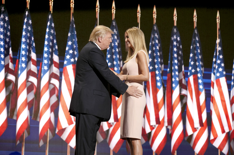 Touchy Trump