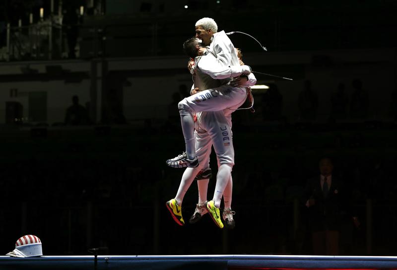 The Rio2016 Olympics