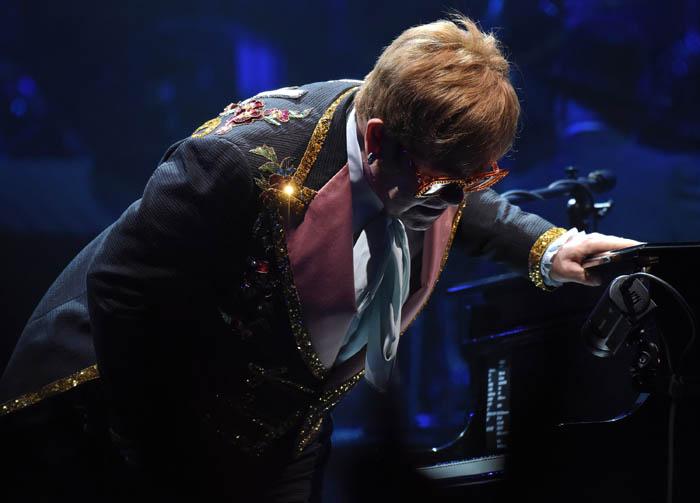 Elton John Farewell