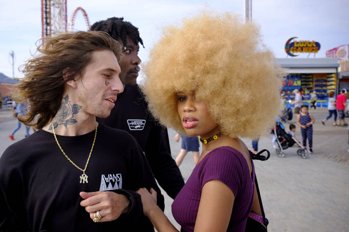 Mr. Coptop, Loko Disparos and Ruby