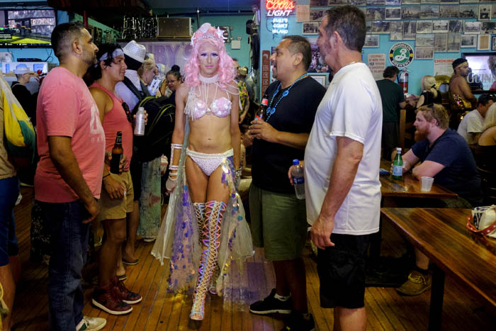 Drag at Ruby's Bar & Grill