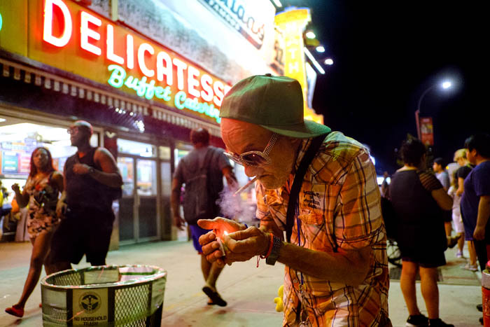 Lighting Up