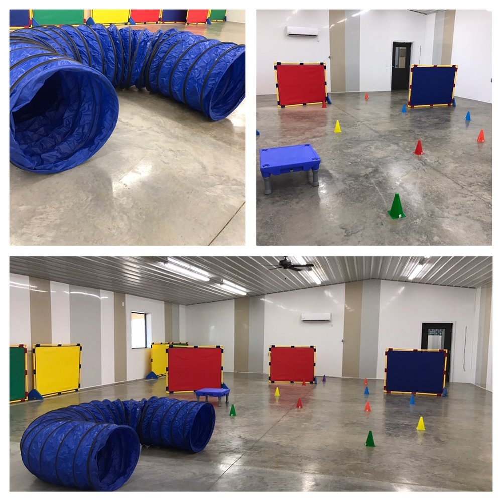 Indoor play arena