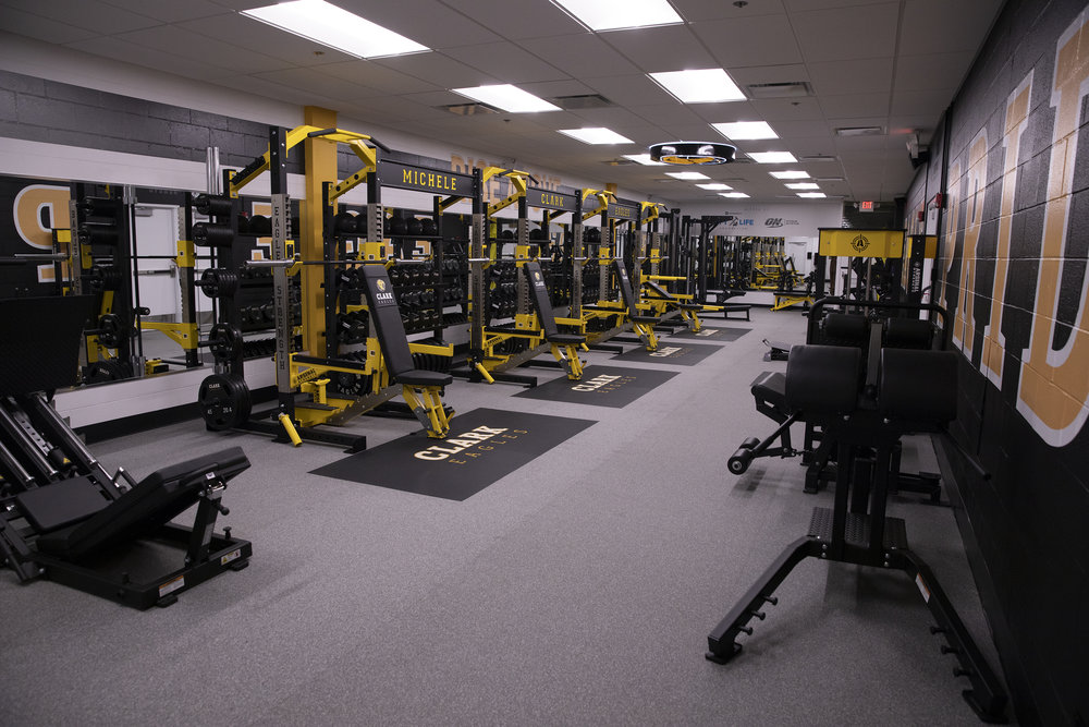 We have a gym the new school free press