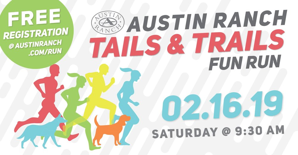 Austin Ranch 5K Fun Run_Tails and trails